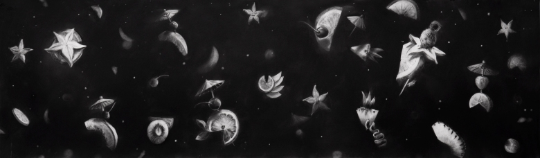 Fuenmayor Happy_Hour_17x60in_charcoalonpaper_2018 (002).jpg